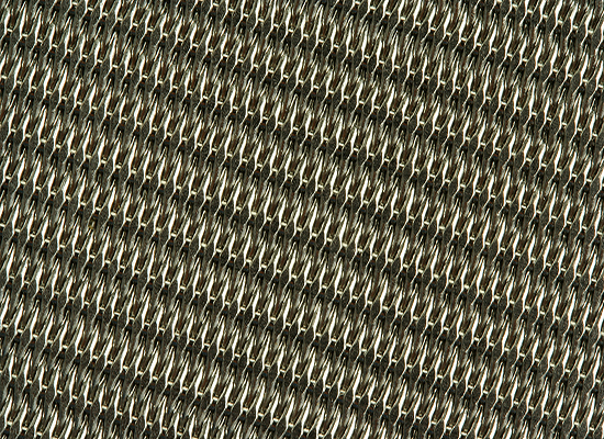 The Type D sintered mesh